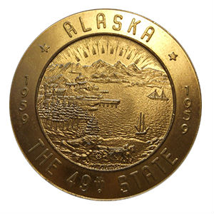 June 30, 1958: Alaska becomes the 49th state of the union