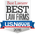 US News Best Law Firm 2016