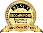 BEST'S Insurance Attys 50 Years